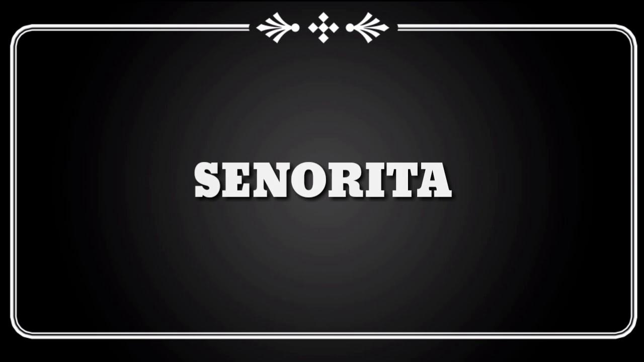 (Lirik Video) SENORITA - Syamsul Yusof & Dato AC Mizal Feat. Shuib