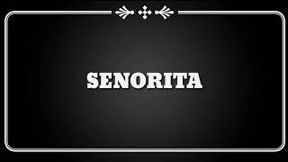 Download lagu (Lirik Video) SENORITA - Syamsul Yusof & Dato AC Mizal Feat. Shuib