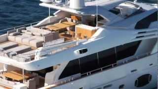 Custom Line 100(Custom Line 100 http://www.premiumyachts.ru © 2010 Premium Yachts - дистрибьютор элитных моторных яхт Ferretti Group +7 (495) 741 0003., 2012-03-30T13:11:08.000Z)