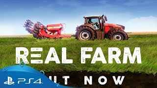 Real Farm | Launch Trailer PS4