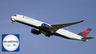NH AIRTIME S03E14 (NL) | De Airbus A350 van Delta Air Lines op Schiphol