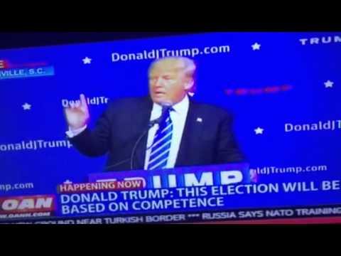 Donald Trump Blasts Lindsey Graham (Again)