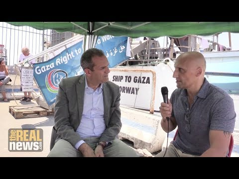 """The Mayor of Naples, the """"City of Peace"""", Calls on the EU to Defend Palestinian Rights"""