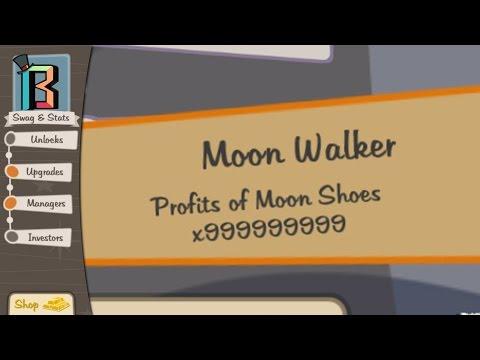 Slight Progress on the Moon. AdVenture Capitalist 101