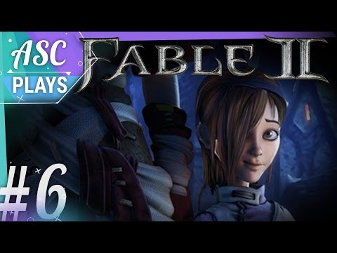 Let's Play Fable 2 - Part 6 - 100% Good Alignment Female Play Through