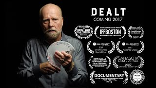 Richard Turner Documentary - Dealt Studio Trailer  - One of the World's Greatest Card Magicians