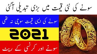 Gold Rate today in Pakistan | 18 September 2020 | Gold Rate Today | Ajj Sonay ki Qeemat