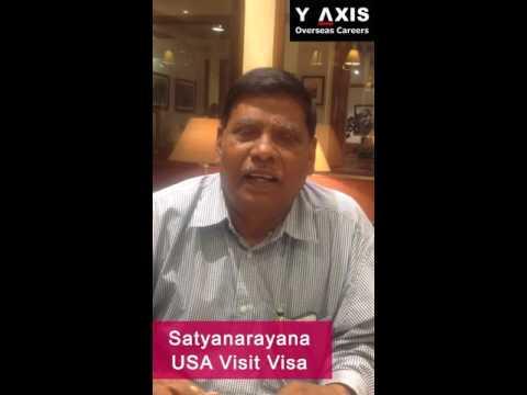 Satyanarayana Bolla   Visa Visit Visa for USA, UK, Canada,