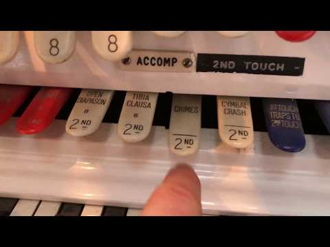 What Is Theatre Organ Second / 2nd Touch? FREE tutorial video guide to the Cinema Organ!