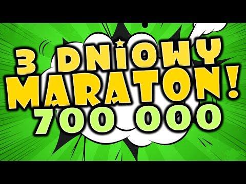 3-DNIOWY MARATON! START JUTRO 10:00! / 10 FILMÓW / 3 KONKURSY!