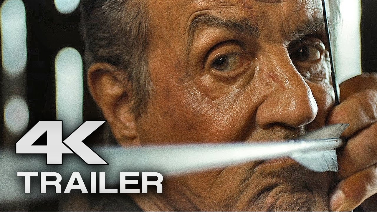 Download RAMBO 5 LAST BLOOD Trailer (4K ULTRA HD) 2019 - Sylvester Stallone Movie