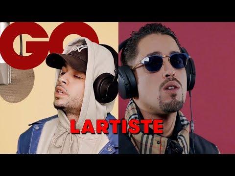 Youtube: Lartiste juge le rap français: Ninho, SCH, Sofiane… | GQ