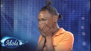 The adorable Rugene   Idols SA Cape Town Auditions   Mzansi Magic