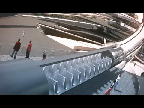Thumbnail: 700 mph in a tube: The Hyperloop experience