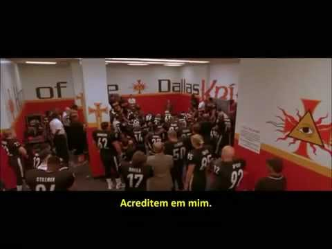 Vídeo Motivacional Futebol Americano