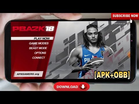 PBA2K18 [ APK+OBB ] Direct Links | Download For Free Android