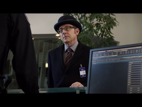 Person of Interest  I'm here to see the deputy director 05x12