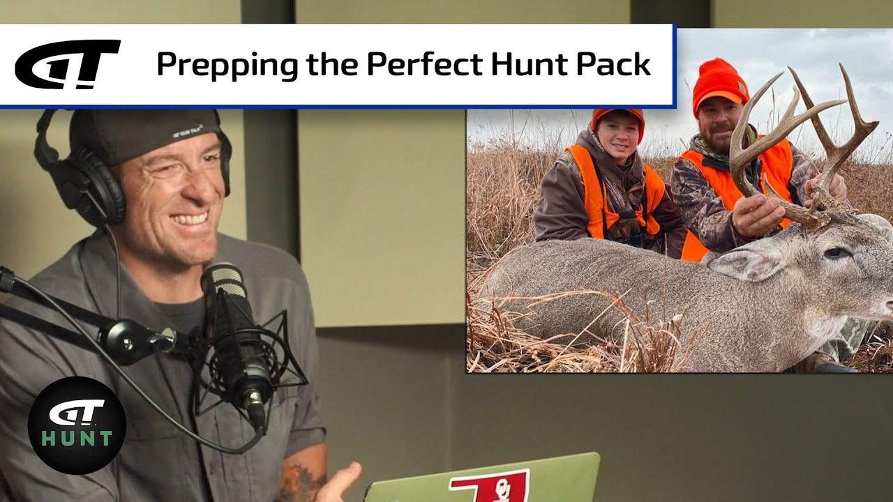 Prepping the Perfect Hunt Pack   Gun Talk Hunt