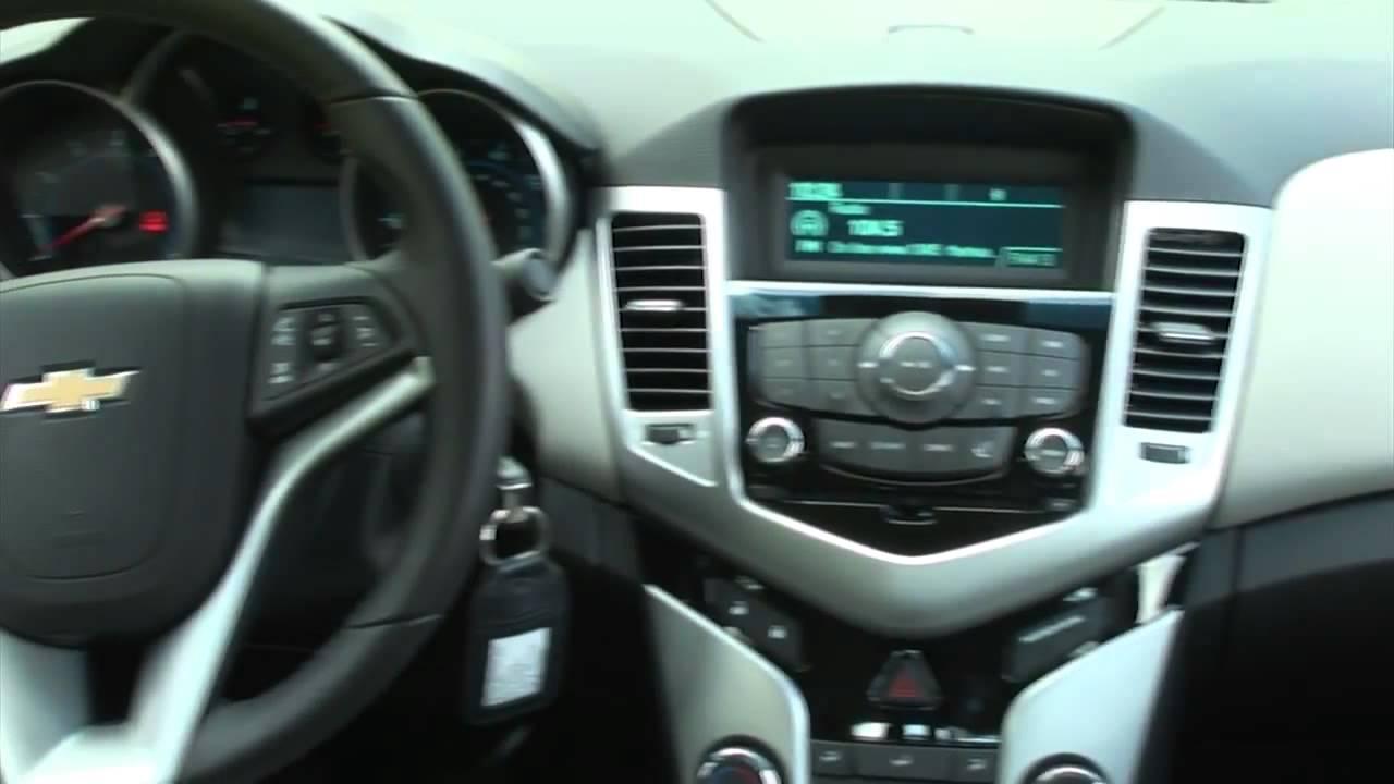 2012 Chevrolet Cruze YouTube