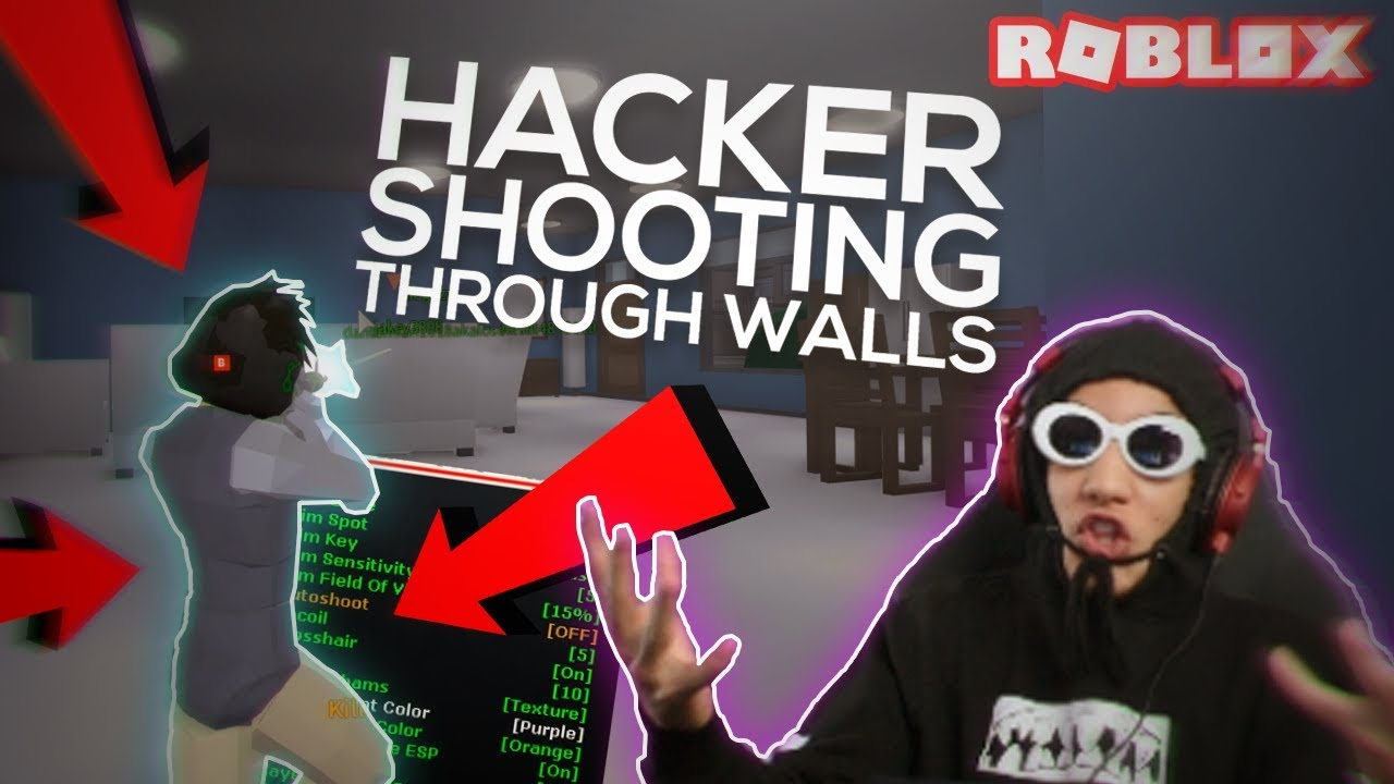 Double Pumping The Most Annoying Hacker In Strucid Roblox ...