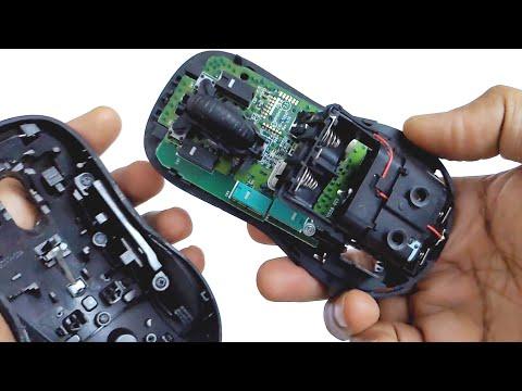 Logitech M510 Mouse Not Working  - Fix /Repair