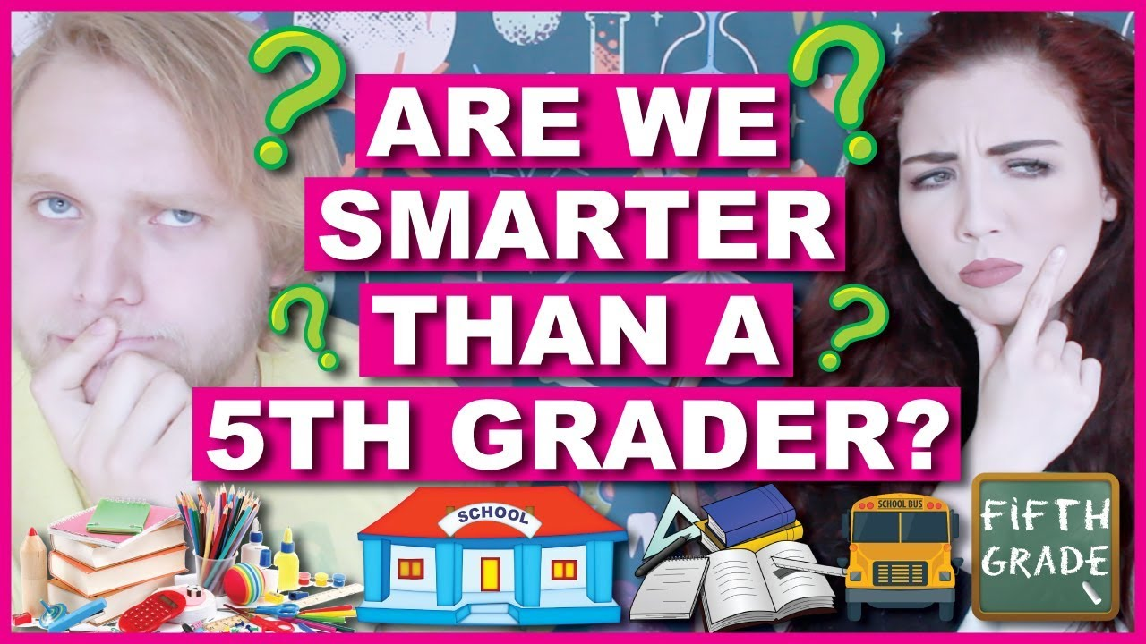 smarter than a 5th grader Are you smarter than a 5th grader is a game show franchise based on the television game show of the same name the television show began broadcast on the fox broadcasting company network as a special in the united states and canada on february 27, 2007,.