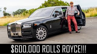 THIS ROLLS ROYCE PHANTOM COSTS OVER HALF A MILLION DOLLARS!!!