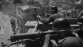 В горах Югославии 1946