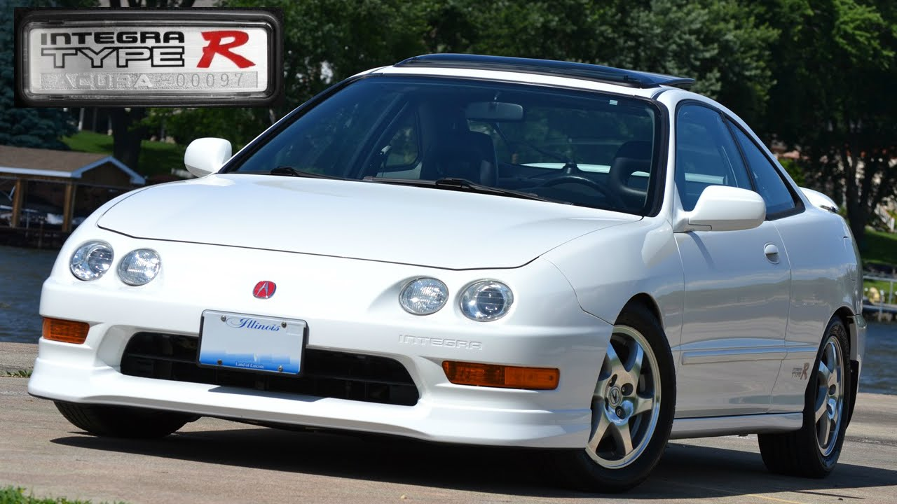 My Acura Integra GSR Transformation Story Th YouTube - Acura integra gs 2000