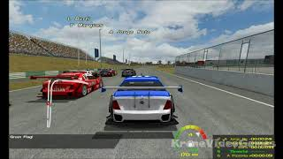Game Stock Car Gameplay (PC/HD)
