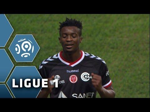 Goal Benjamin MOUKANDJO (80') / AS Monaco - Stade de Reims (1-1) - (MON - SdR) / 2014-15