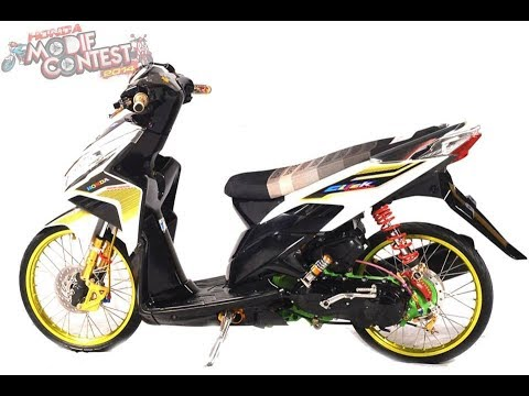 Modifikasi Motor Vario 110 Babylook Untouchable My Journey