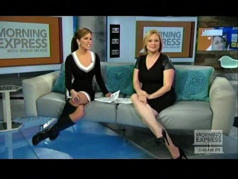 The purpose robin meade upskirt boots magnificent words