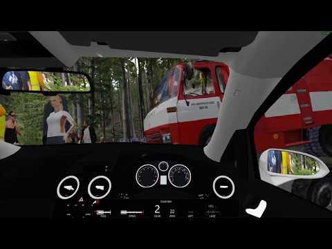Slovakia Country Roads / Vauxhall Corsa VXR