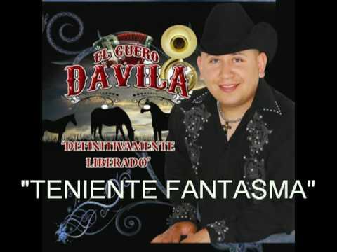 TENIENTE FANTASMA-EL GUERO DAVILA