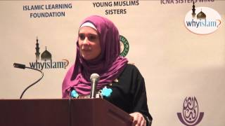 Sr Lisa shares Hijab experience and journey to Islam