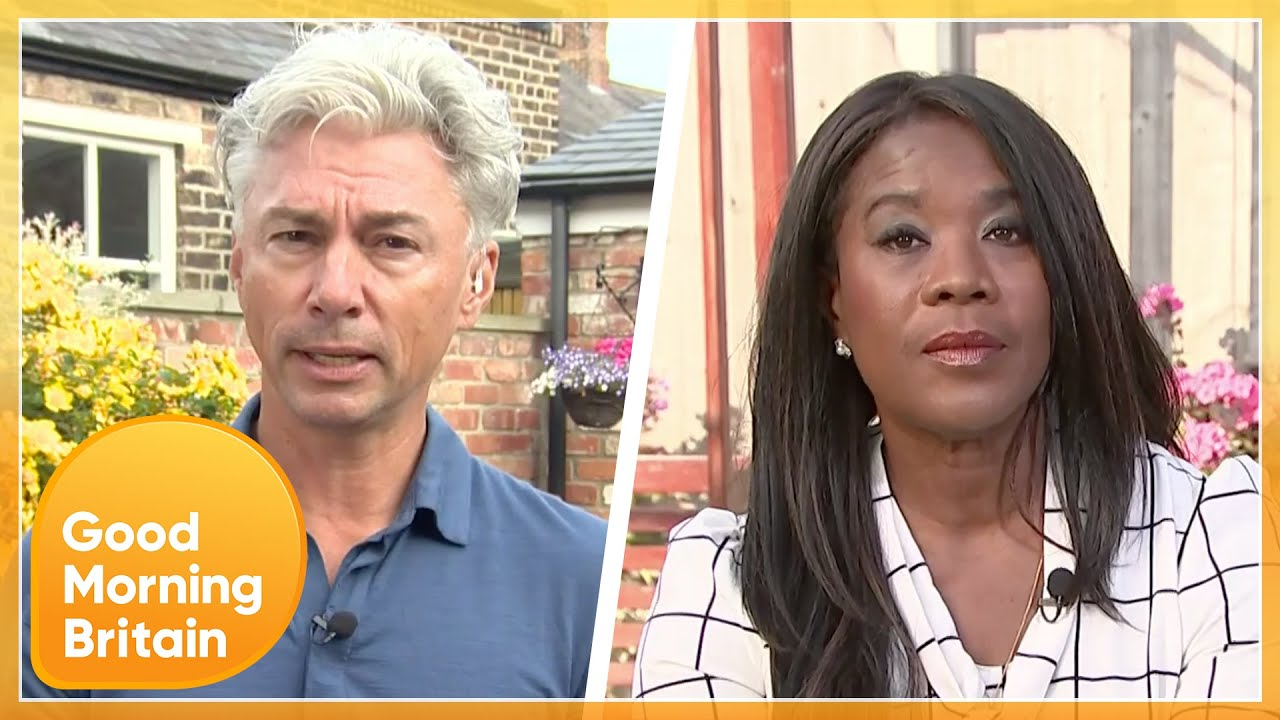 Olympic Gold Medallist Reacts To Tokyo 2020 Games Without A Full Opening Ceremony   GMB