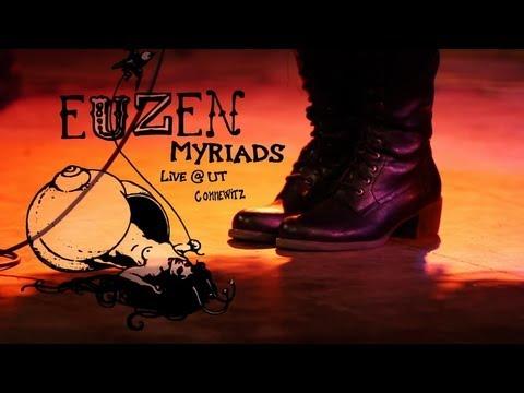 EUZEN - Myriads LIVE [Official]