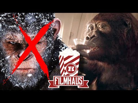 SKIP PLANET OF THE APES? - Movie Podcast