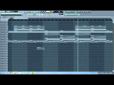 Rick Ross - MMG The World Is Ours Instrumental Remake fl studio