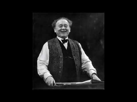 "Tchaikovsky ""Symphony No 5"" Willem Mengelberg 1940"