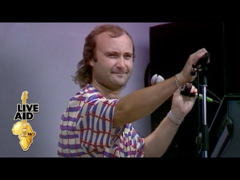 Phil Collins - Against All Odds (Live Aid 1985)