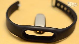 Обзор Xiaomi Mi Band: фитнес-браслет по-китайски