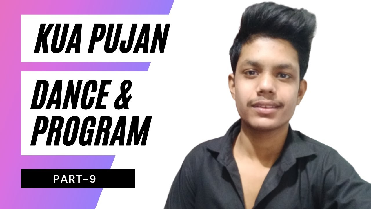 Kua Pujan Dance & Program | Part - 9 #akashdance #akashcomedy #kuapujan