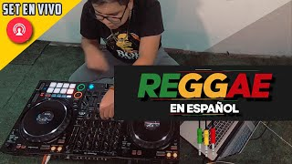 Reggae en Español (Gondwana, Los Cafres, Los Pericos, Cultura Profetica) - DJ Diego Alonso