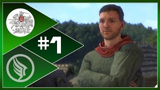 Kingdom Come: Deliverance Walkthrough #1 - Unexpected Visit - No Commentary