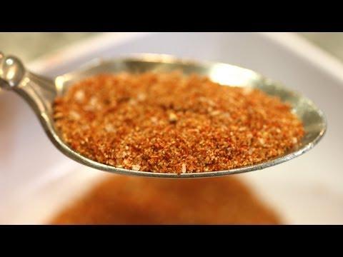 BBQ Dry Rub Recipe