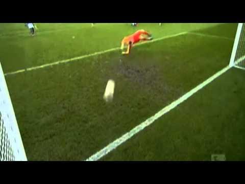 Felix Kroos Tor Schalke 0 1 Werder Bremen 09 11 2013