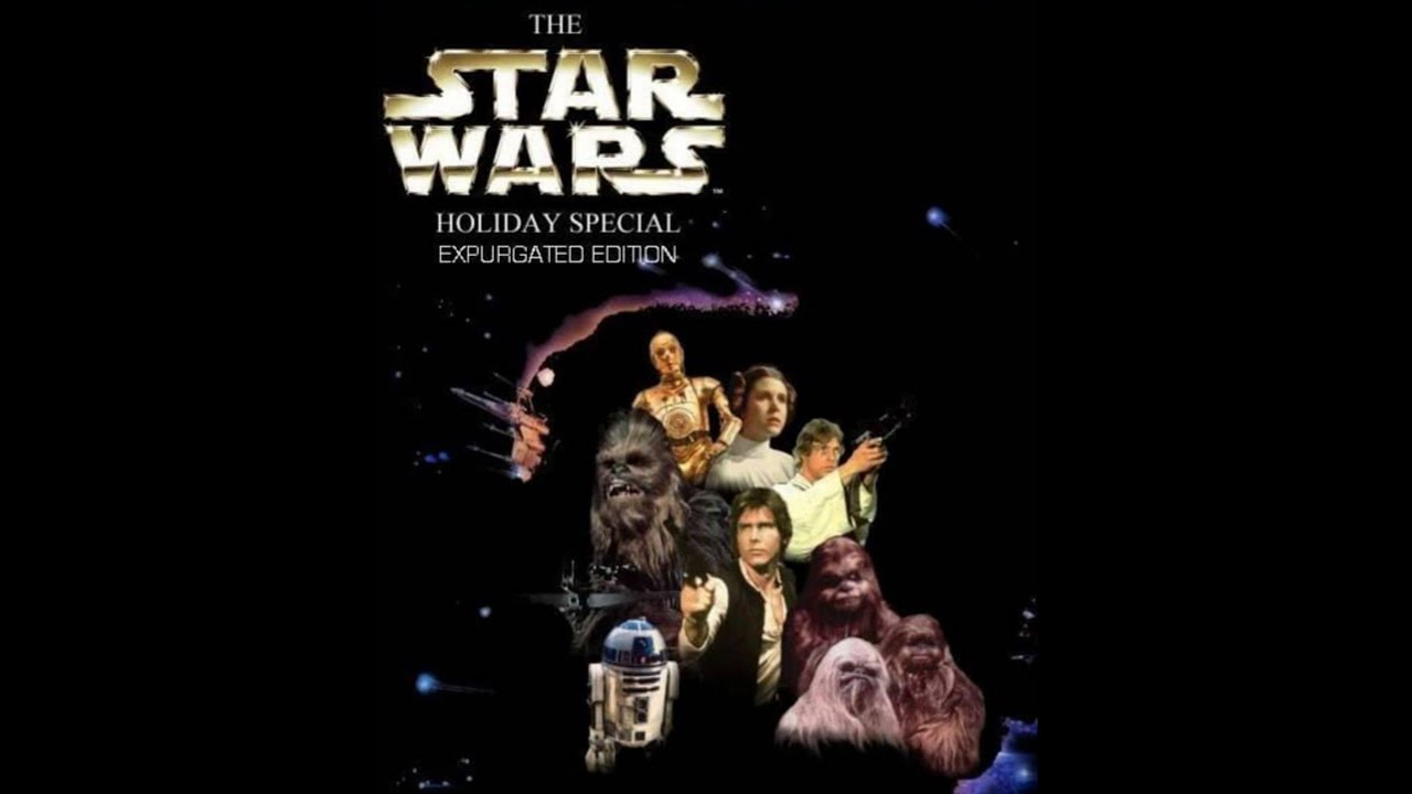 The Star Wars Holiday Special (Special Edition)