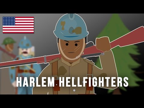 Harlem Hellfighters (World War I)
